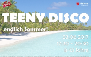 Sommer Teeny Disco