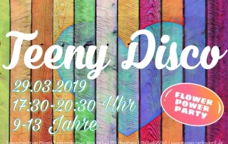 teeny disco 29032019